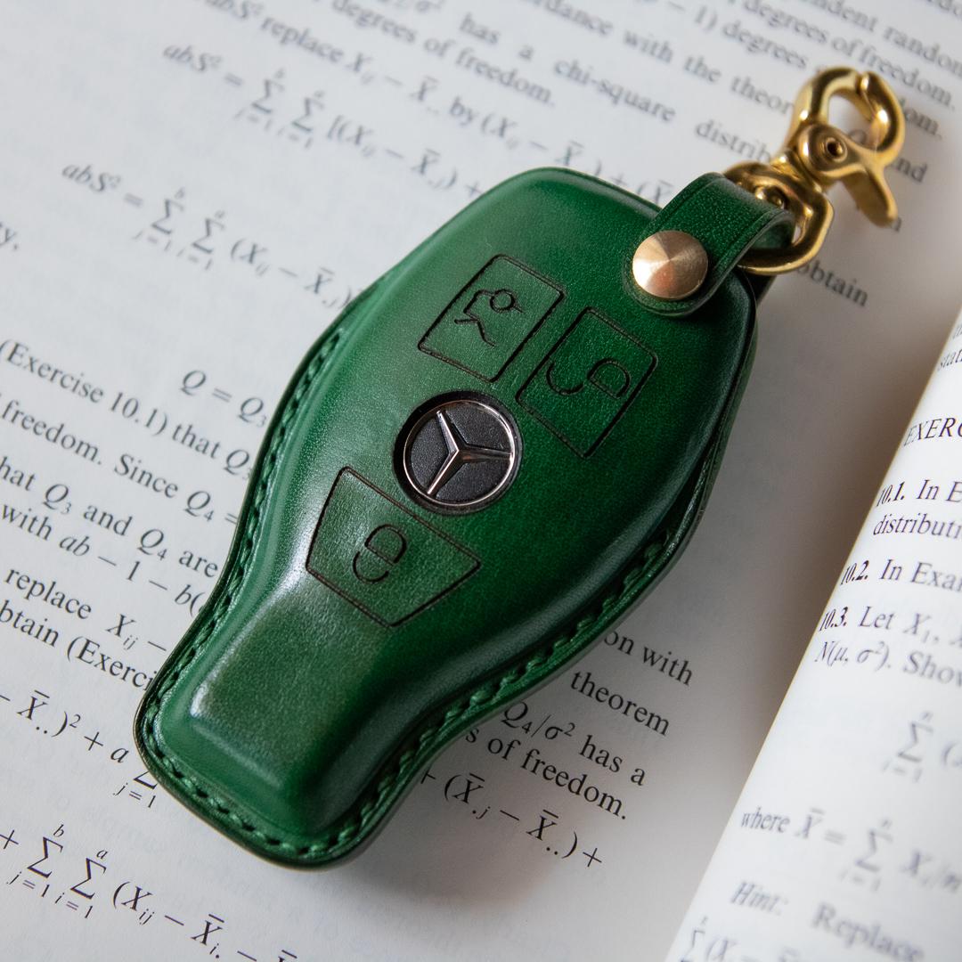 賓士鑰匙皮套