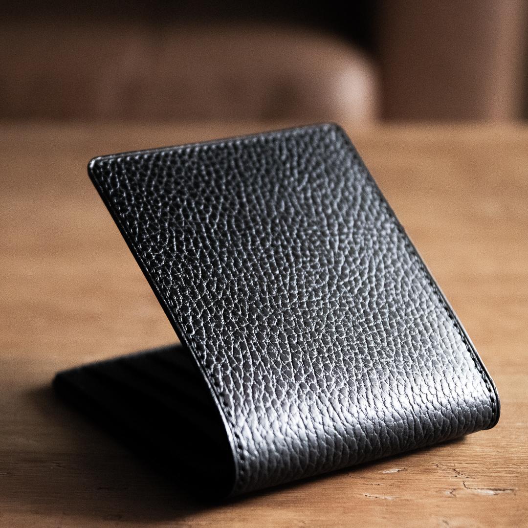 手工短夾 bifold wallet