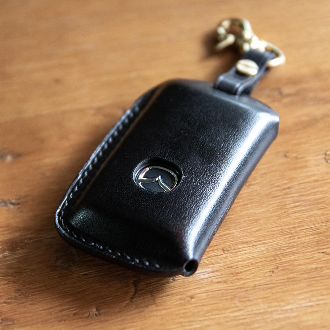 mazda鑰匙皮套