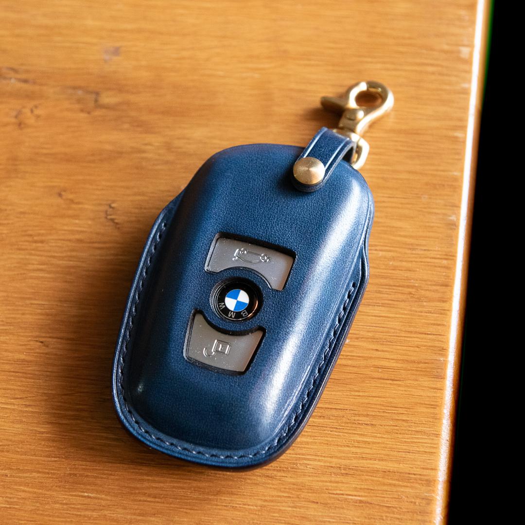 BMW 汽車鑰匙皮套
